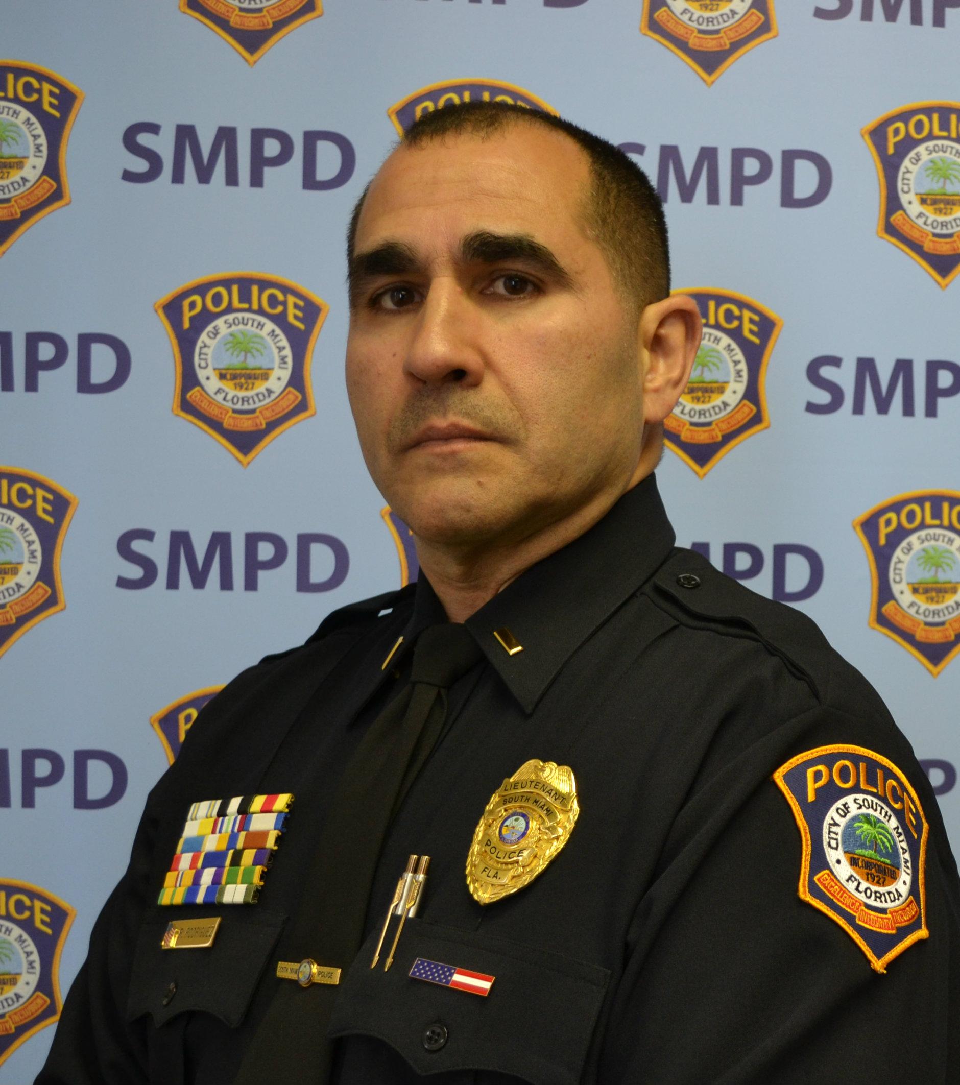 Lt. Ruben Rodriguez